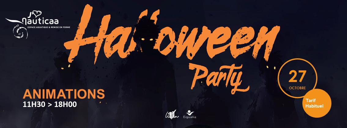 Affiche HALLOWEEN PARTY